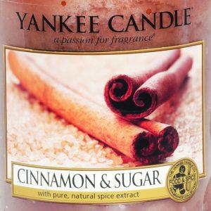 Cinnamon & Sugar
