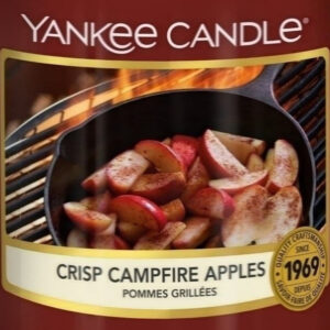 Crisp Campfire Apples