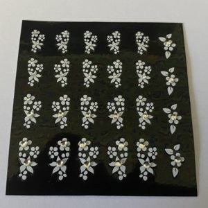 Nail Art Sticker 06 bei rtWebshop