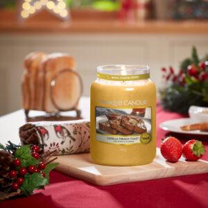Yankee Vanilla French Toast - Jetzt bei rtWebshop - Deko & mehr