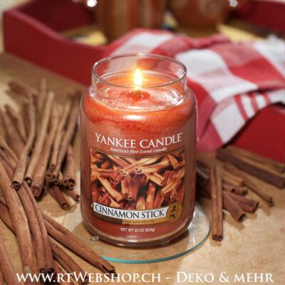 Yankee Candle Cinnamon Stick jetzt bei rtWebshop - Deko & mehr
