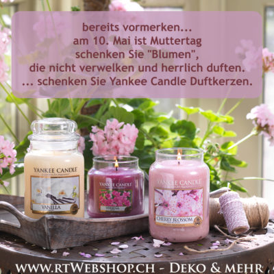 Yankee Candle Muttertag